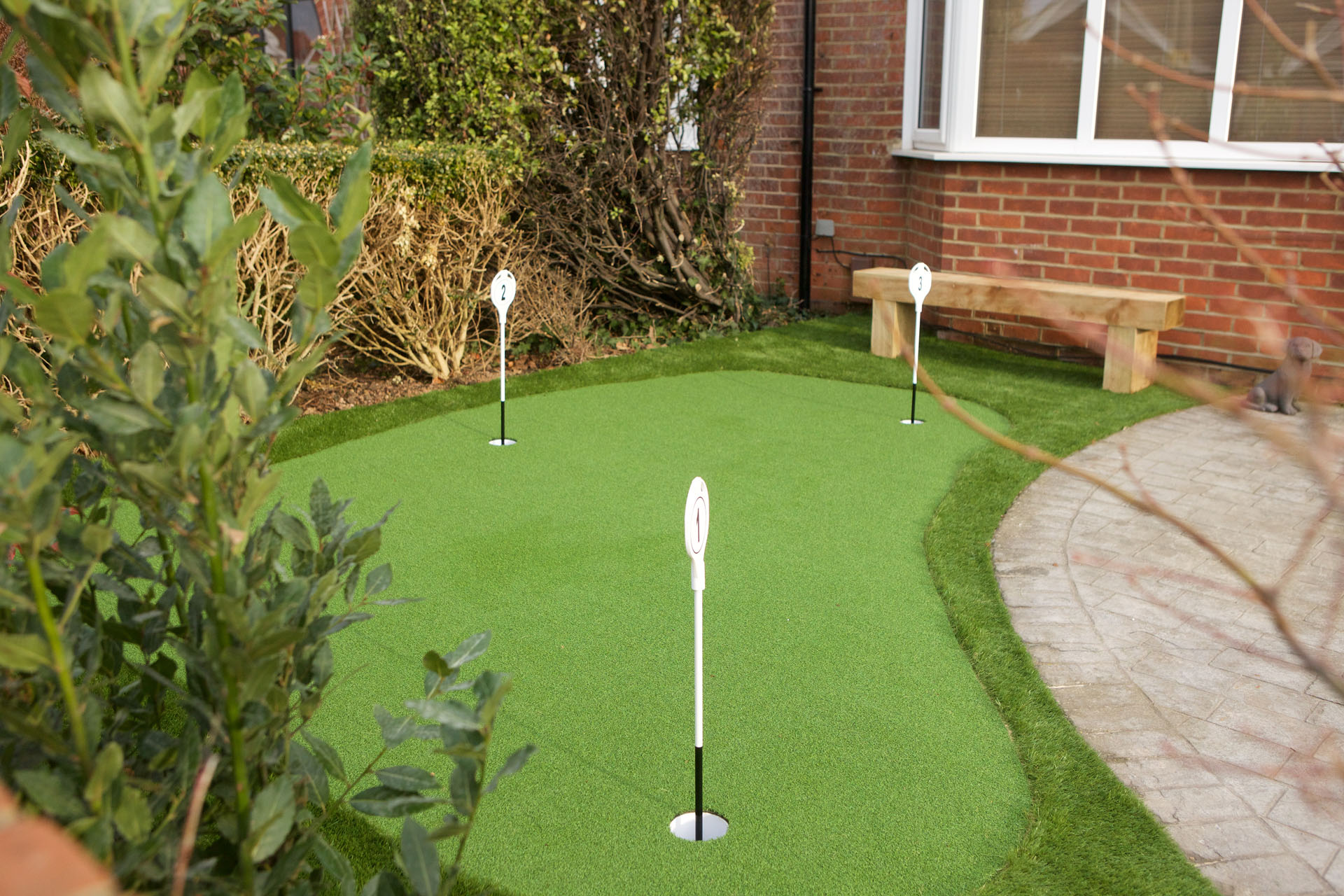 Putting Greens | The Sussex Artificial Grass Company