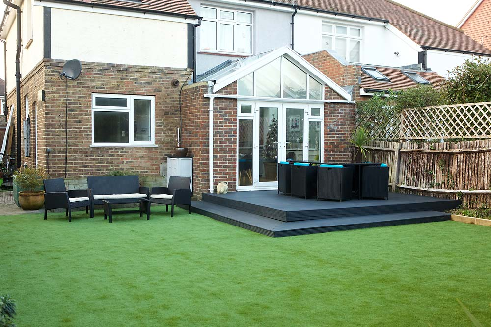 Artificial Lawn for Gardens | The Sussex Artificial Grass Company