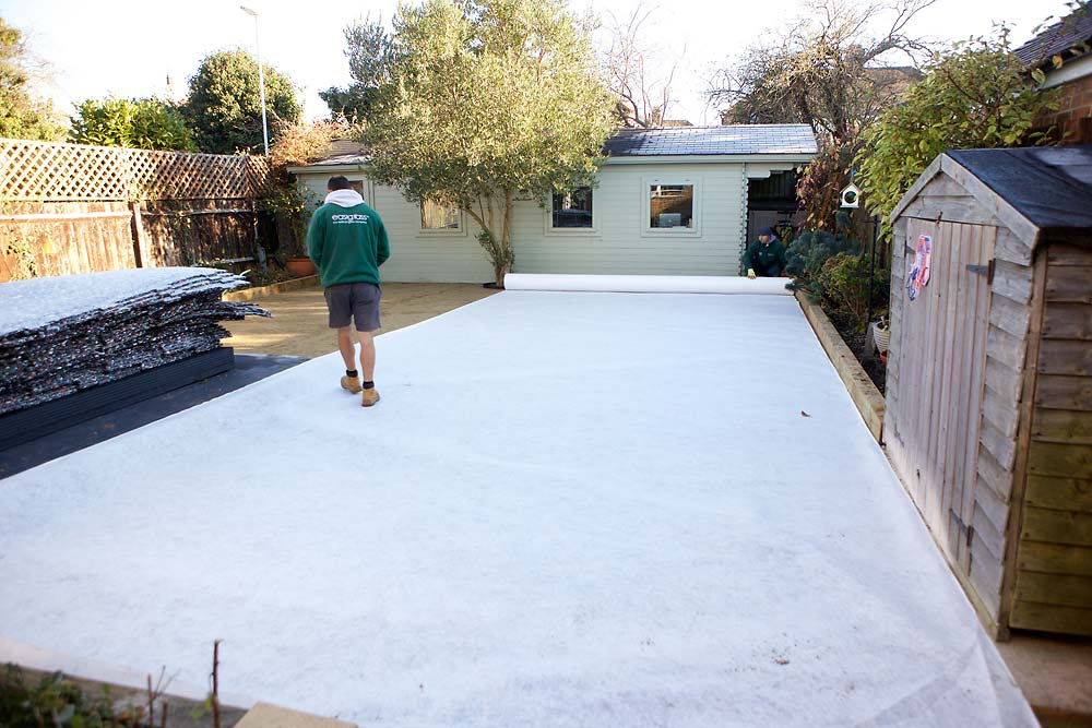Weed Membrane   The Sussex Artificial Grass Company