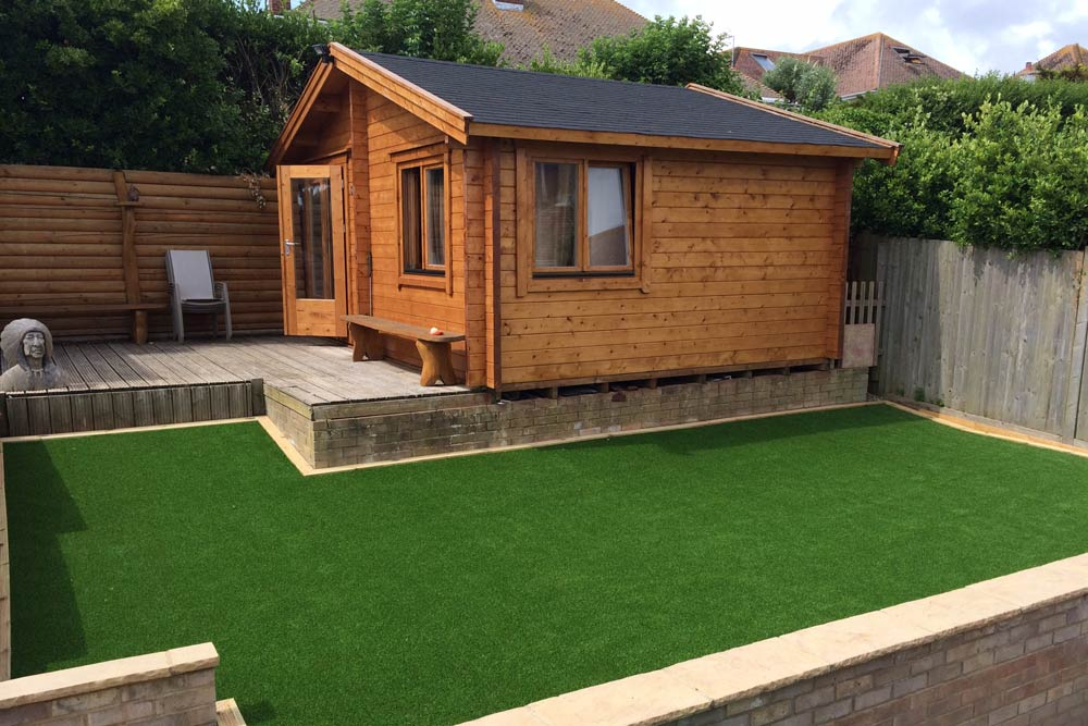 artificial grass in Bognor Regis