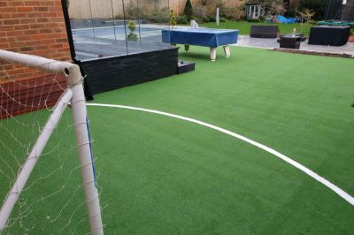 Artificial Grass for Sport | Garden Games Surface | Easigrass