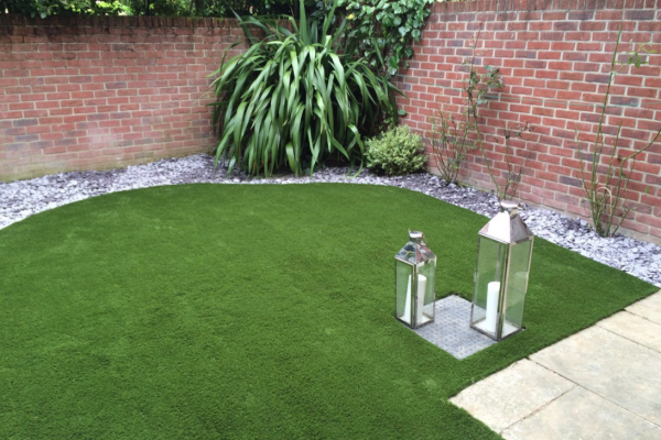 Astroturf for Gardens | The Sussex Artificial Grass Company