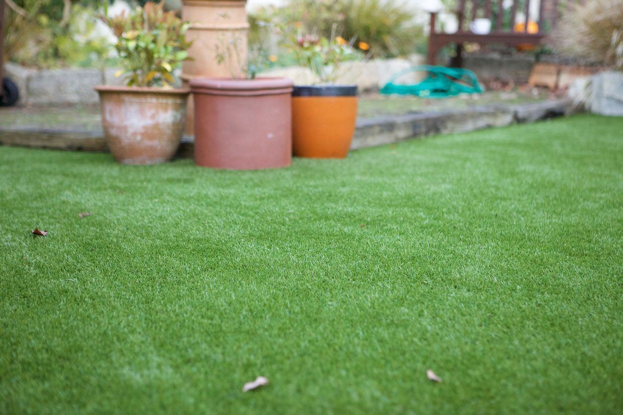 Artificial Grass for Back Gardens | The Sussex Artificial Grass Company