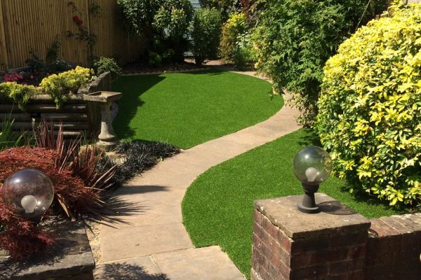 Artificial Grass for Gardens Sussex | The Sussex Artificial Grass Company
