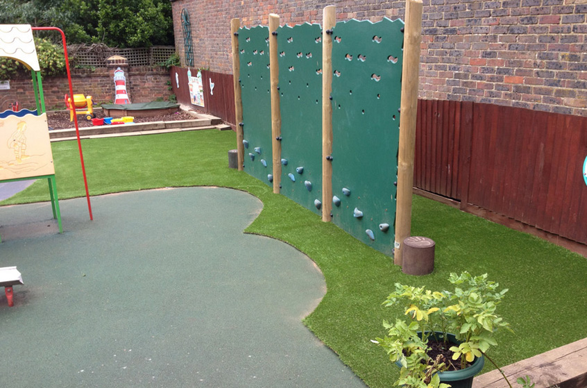 Artificial Grass for Playgrounds   The Sussex Artificial Grass Company