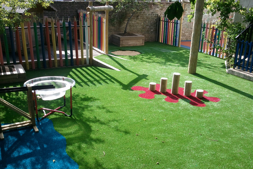 Artificial Grass for Playgrounds | The Sussex Artificial Grass Company