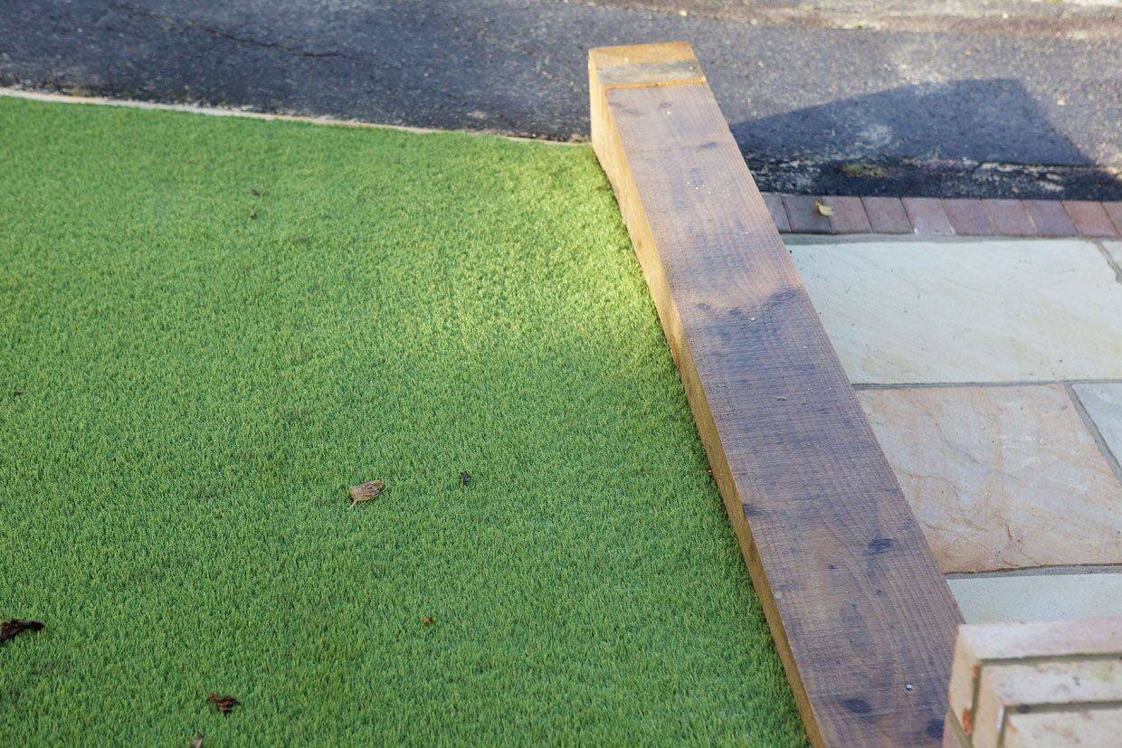 Artificial Grass for Front Gardens | The Sussex Artificial Grass Company
