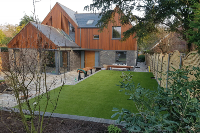 Customer Installations | The Sussex Artificial Grass Company