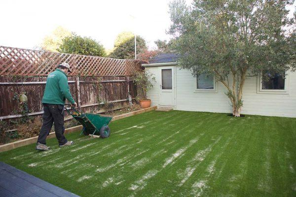Our Artificial Grass Installation Process