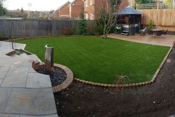 artificial grass in midhurst