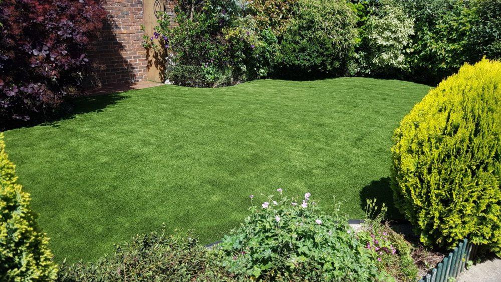 child friendly artificial grass