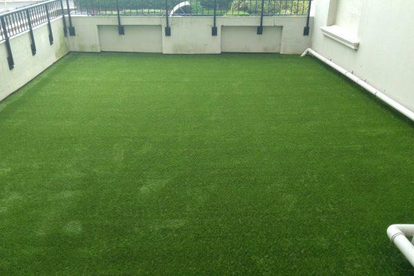 Transform Your Terrace: Artificial Grass Isn't Just For Gardens