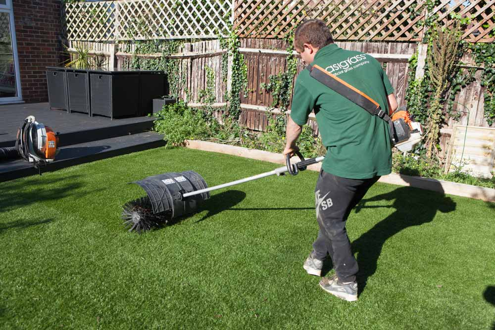 Artificial Grass Cleaning Sussex Artificial Grass Company