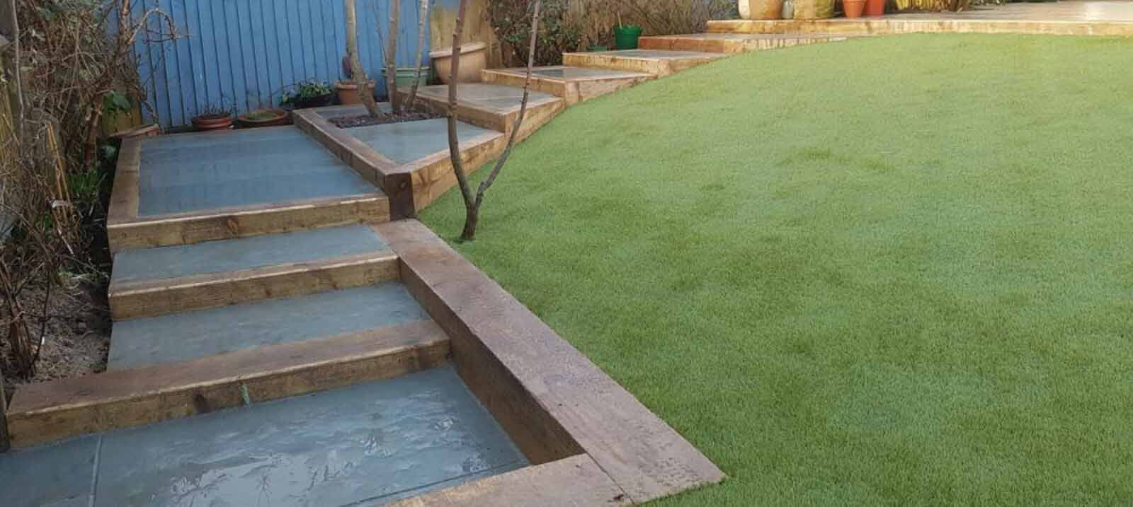 Garden Landscapers Sussex Artificial Grass Company