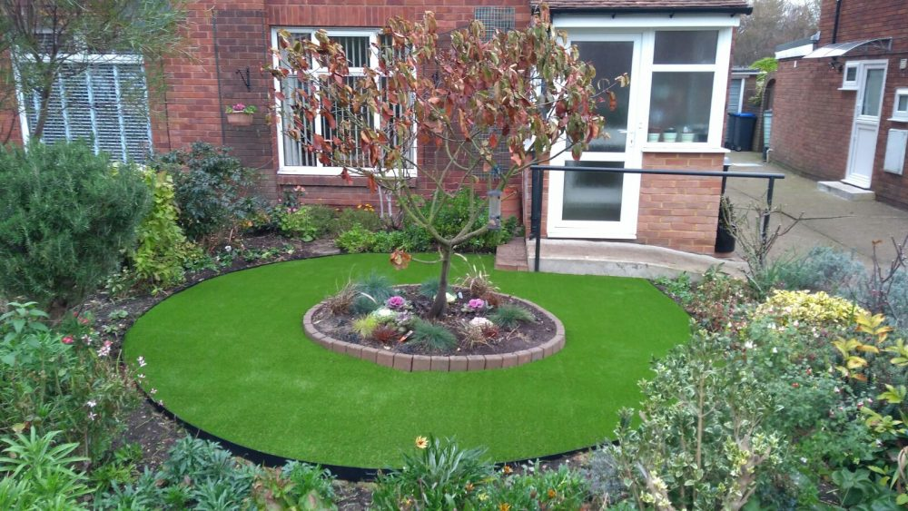 artificial grass in Shoreham