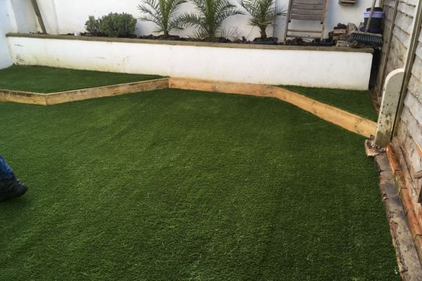 artificial grass in hove