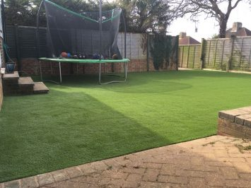 Child Friendly Fake Turf by Sussex Artificial Grass Company