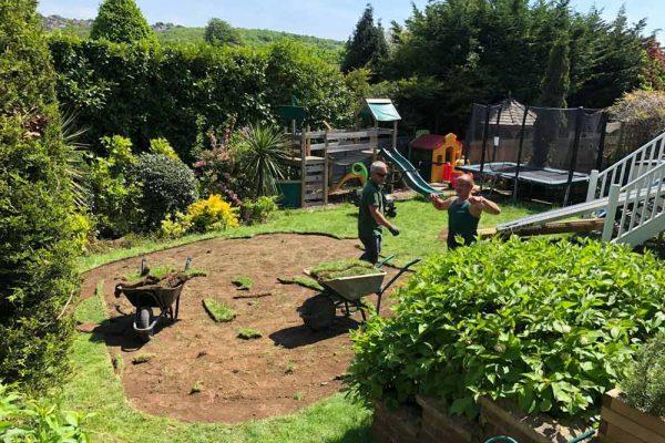 Artificial Grass Installation Brighton
