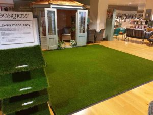 Sussex Easigrass Showroom | John Lewis Horsham