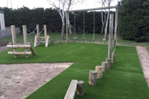 Early Years Play Surface - The Sussex Artificial Grass Company