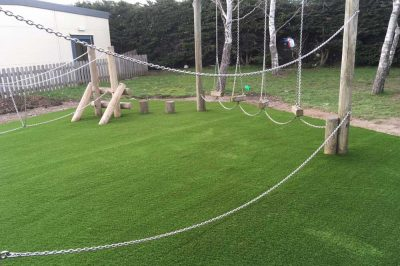 Early Years Play Surface – Sompting Village Primary