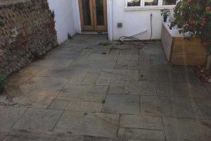 Courtyard Garden Ideas   The Sussex Artificial Grass Company