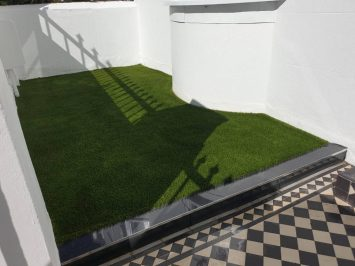 Artificial Grass for Kerb Appeal