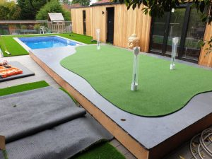 Garden Transformation Sussex Artificial Grass Company | Easigrass