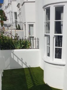 Artificial Grass for Kerb Appeal | Easigrass | Sussex Artificial Grass Company