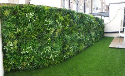 Artificial Green Walls by Easigrass